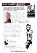 Bernt Rosengren 3 oktober - Bollnäs Jazz Club - Page 3
