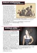 Bernt Rosengren 3 oktober - Bollnäs Jazz Club - Page 4