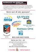 Bernt Rosengren 3 oktober - Bollnäs Jazz Club - Page 6