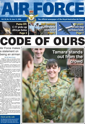 Edition 5010, June 12, 2008 - Department of Defence