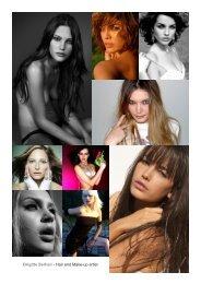 Brigitte Serhan - Hair and Make-up artist