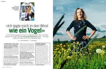 Vogel - Natascha Badmann