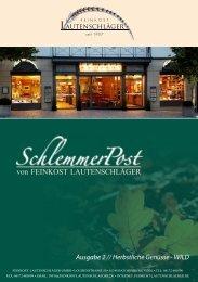 Download Schlemmerpost - Feinkost Lautenschläger