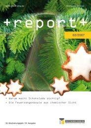 57. Ausgabe - FIZ CHEMIE Berlin