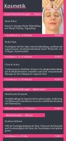 Kosmetik - Wellness - Bodystyling - Matuschka - Seite 2