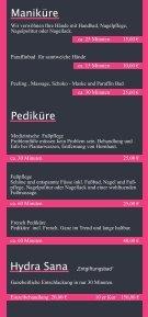 Kosmetik - Wellness - Bodystyling - Matuschka - Seite 4