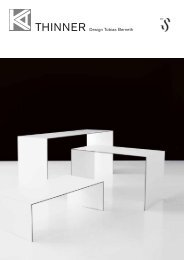 THINNER Design Tobias Berneth - Kieser Wohnen