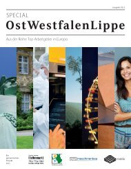 SPECIAL OstWestfalenLippe - T&L Publishing Group