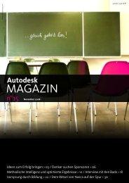 Autodesk_Magazin_Ausgabe 15