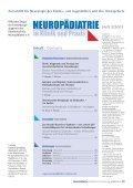 Zeitschrift für Neurologie des Kindes - Neuropädiatrie in Klinik und ... - Seite 3
