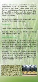 Gerstengras Weizengras - Weizengras, Gerstengras, Alfalfa - Seite 4