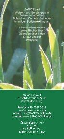 Gerstengras Weizengras - Weizengras, Gerstengras, Alfalfa - Seite 6