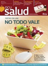 Revista ocu-salud Abril 2011 - El blog de Nube 2