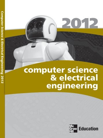 Computer Science & Electrical Engineering 2012 - McGraw-Hill Books