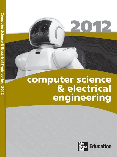 Computer Science & Electrical Engineering 2012 - McGraw-Hill