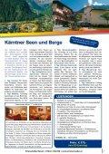 Herzlich Willkommen - Parkhotel Hotel Bad Schallerbach Reisebüro ... - Page 7