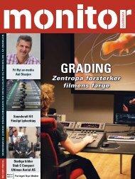 Les siste utgave av Monitor (pdf) - Monitormagasin