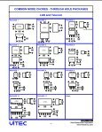 COMMON MODE CHOKES - Vitec Electronics Corporation - Page 2