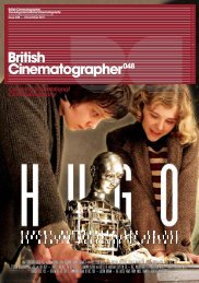 British Cinematographer issue 48 - Imago