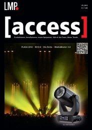 Access - C & G Showtechnik GmbH