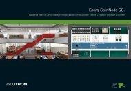 energi savr node qs™ ist vollständig skalierbar systemdiagramm