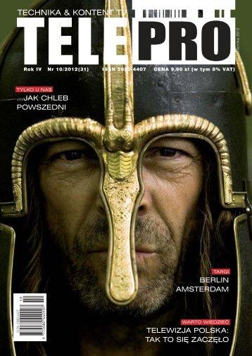 TELEPRO 10/2012 - Powrót do strony głównej