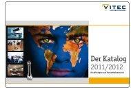 Der Katalog 2011/2012 - VITEC Distribution GmbH