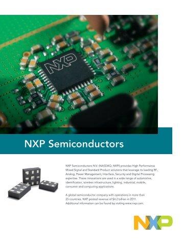factsheet - NXP.com