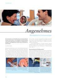 Angenehmes - Dentalinside CH