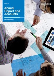 Annual Report and Accounts - National Grid