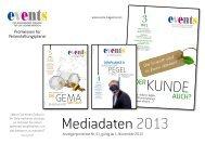 Mediadaten 2013 - Verlagsgruppe Ebner Ulm