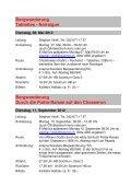 2012 Bergwanderung SO - Pro Senectute Kanton Solothurn - Page 3
