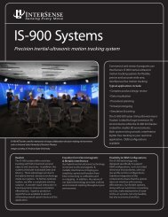 IS-900 Systems - EST Engineering Systems Technologies