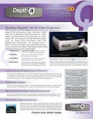 DepthQ 3D Projector 2008 PDF Master 02 - RealD