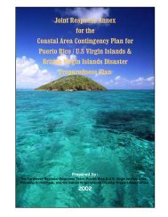 CRRT BVI Joint Response Annex - Caribbean Regional Response ...