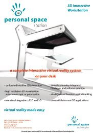 personal space - EST Engineering Systems Technologies