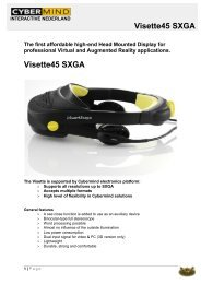 Visette45 SXGA Visette45 SXGA - EST Engineering Systems ...