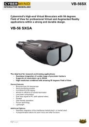 VB-56SX VB-56 SXGA - Cybermind NL