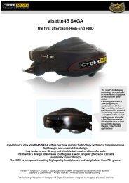 Full-Color, SXGA Immersive Head Mounted Display. - EST ...