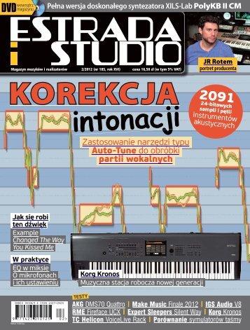Estrada i Studio 02/2012 - Ulubiony Kiosk