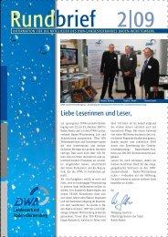 Liebe Leserinnen und Leser, - DWA Landesverband Baden ...
