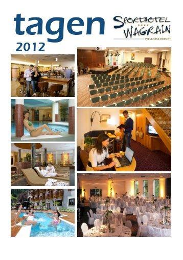 1 Seminarmappe 2012 - Sporthotel Wagrain