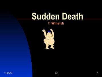 Sudden Death