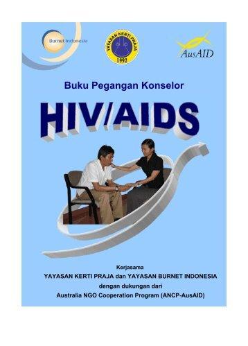 Buku Pegangan Konselor - Komunitas AIDS Indonesia