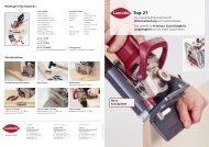 Top 21 DE.pdf, Seiten 1-2 - Lamello