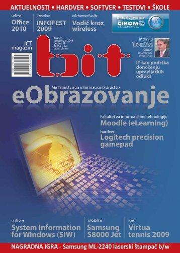 System Information for Windows (SIW) Virtua ... - ICT magazin BIT