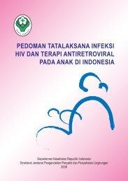pedoman tatalaksana infeksi hiv dan terapi antiretroviral pada anak ...
