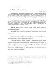Samba, improviso e oralidade - Ricardo Azevedo