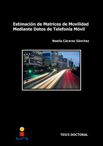 Noelia Cáceres Sánchez TESIS DOCTORAL - Universidad de Sevilla
