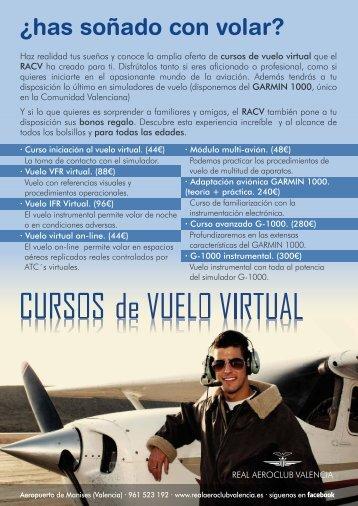 Carteles Bonos 1.3 - simuladores de vuelo